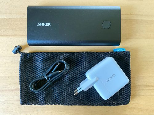 Anker PowerCore 26800 PD Lieferumfang