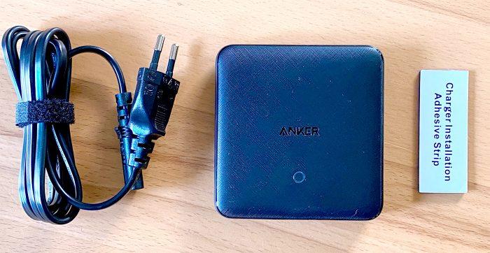 Anker Powerport Slim III Lieferumfang