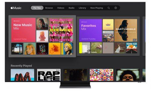 Apple Music Auf Samsung Smart Tvs