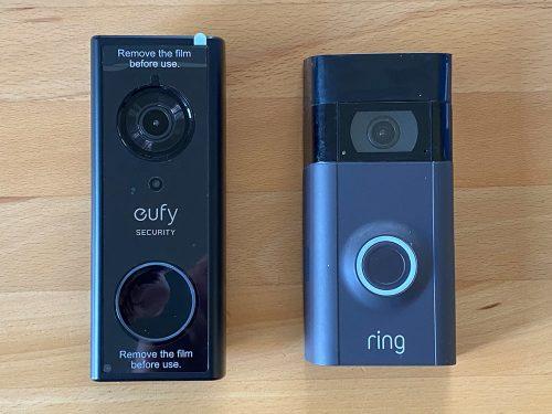 Eufy Video Doorbell Vergleich Mit Ring