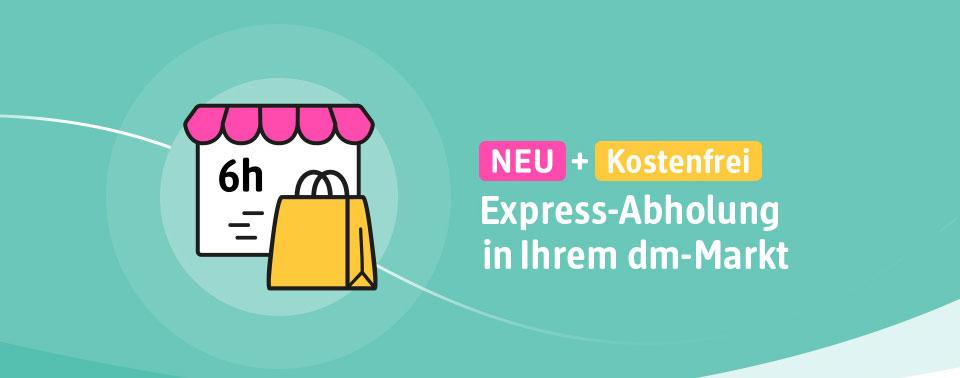 Dm Express Abholung