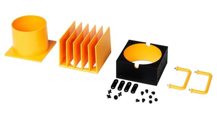 Frekvens Accessories Led Spotlight Set Of 4 Yellow 0807995 PE770640 S5 1