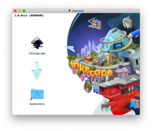 Inkscape Release Candidate
