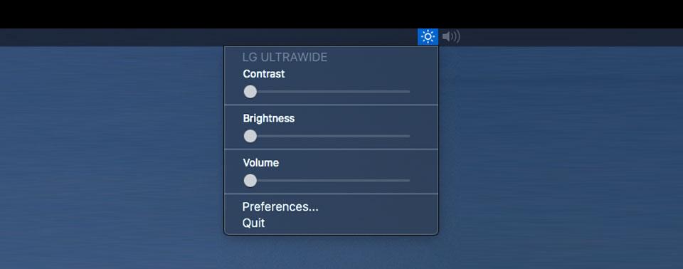 Externer Monitor am Mac: MonitorControl regelt Lautstärke und Helligkeit