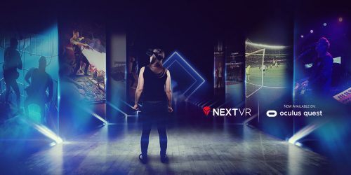 NextVR QuestLaunch