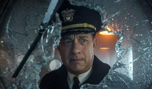 Greyhound Tom Hanks