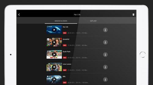 Magentatv App Ipad