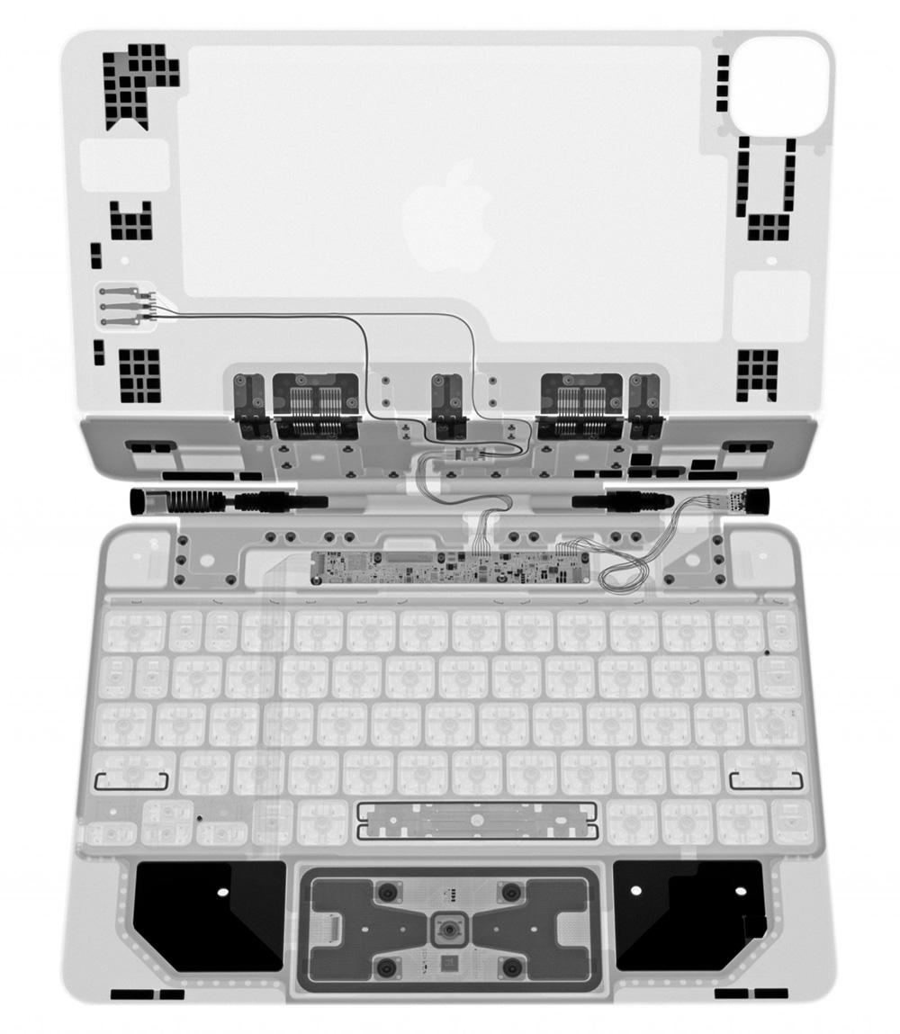 Magic Keybaord Ipad Pro Roentgen