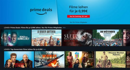 Amazon Prime Video Deals