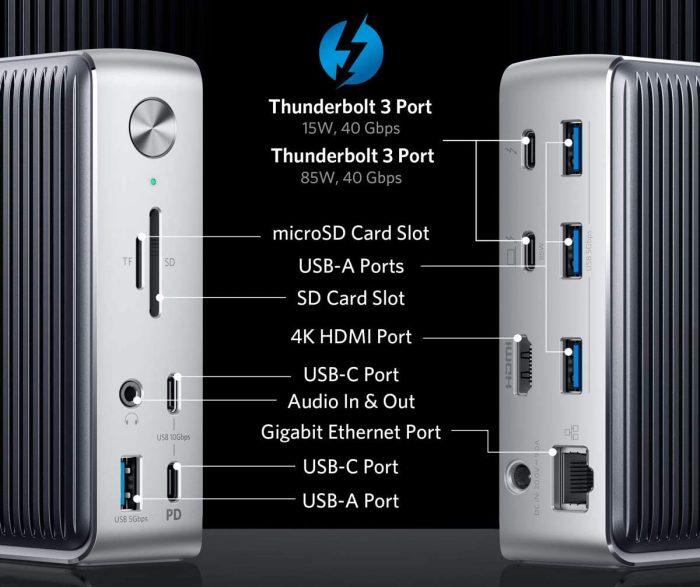 Anker Thunderbolt 3 Pro