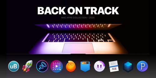 Back On Track Mac Bundle 2020