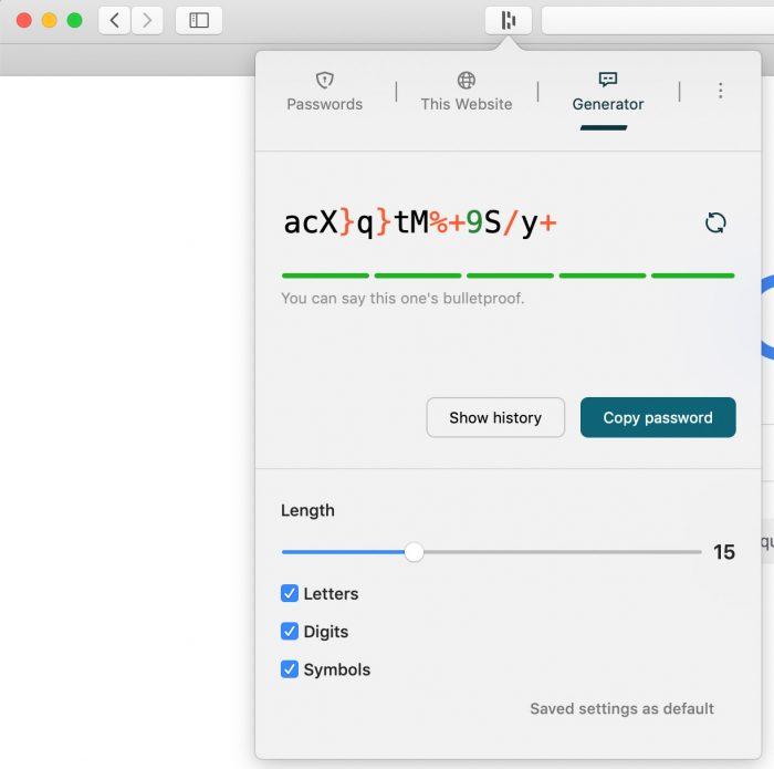 Dashlane Safari Erweiterung Mac