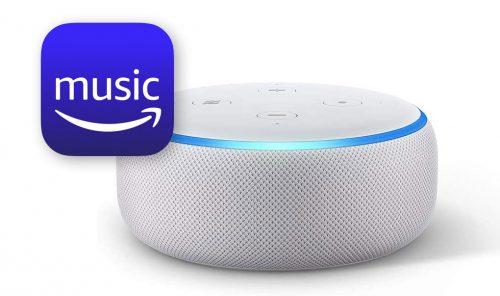 Echo Dot Mit Amazon Music Unlimited