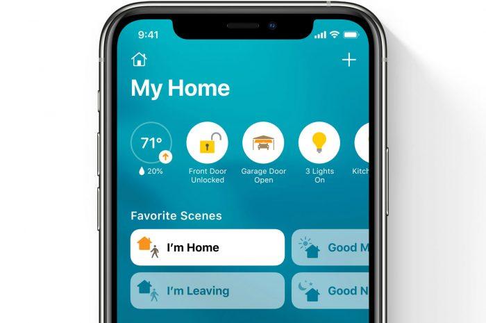 Homekit App Statuszeile Ios 14