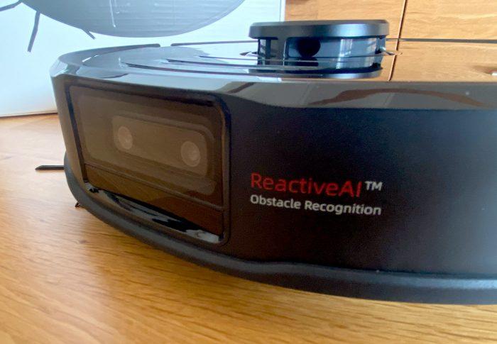 Roborock S6 Maxv Kamera
