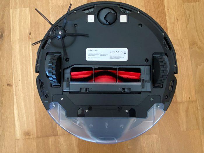 Roborock S6 Maxv Unterseite