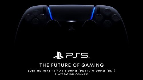 Sony Ps5 Event