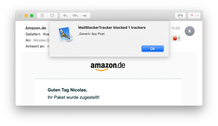 MailTrackerBlocker Spy Pixel