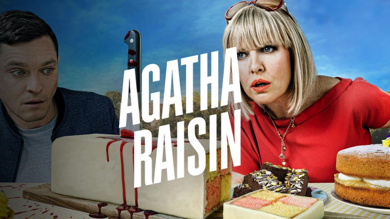 Agatha Raisin Mediathek