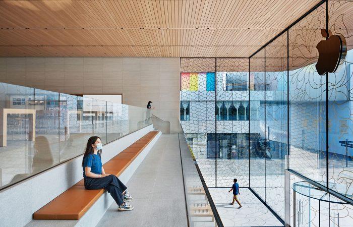 Apple Store Sanlitun Innen