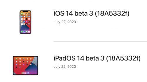 Beta Versionen Ios 14 Ipados 14