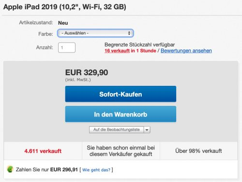Ipad Bei Ebay