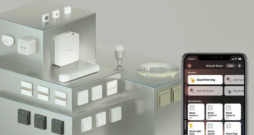 Lifesmart Iphone Homekit