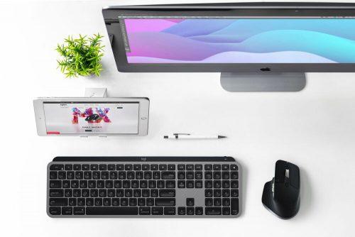Logitech Tastatur Maus Mx Serie Mac