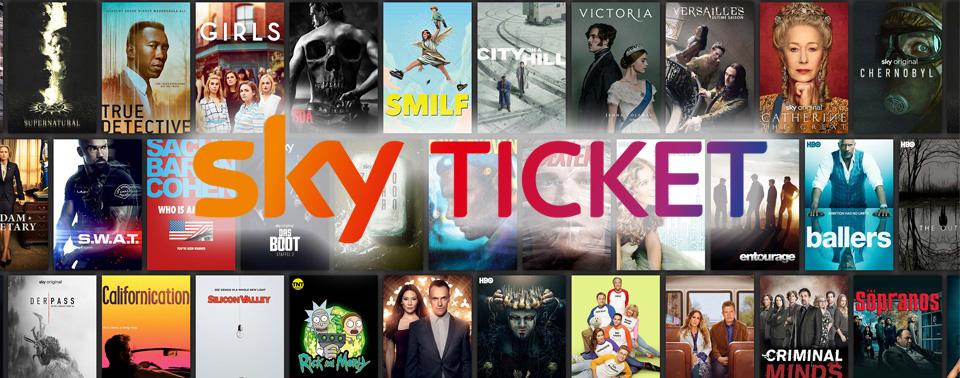 Sky Ticket Telekom