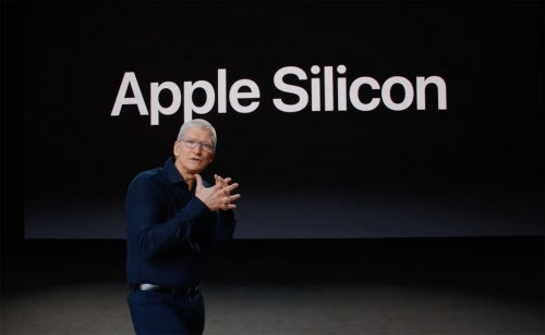Tim Cook Apple Prozessoren