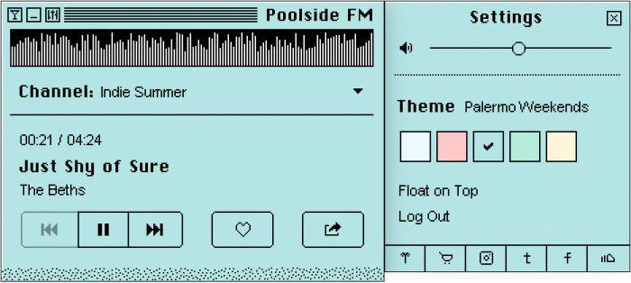 Poolside Fm Mac App Themes