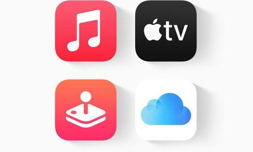 Apple One Icons