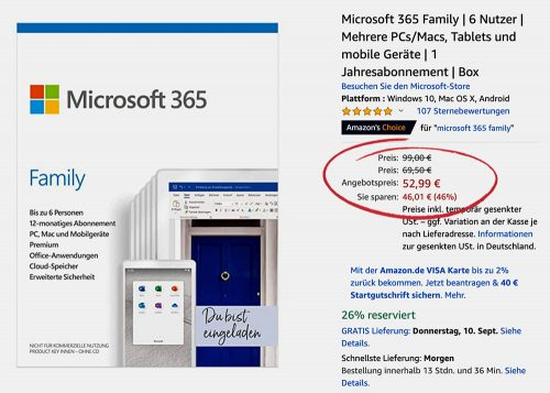 Microsoft Familiy Blitz
