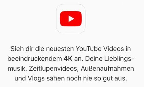 Youtube 4k Auf Apple Tv