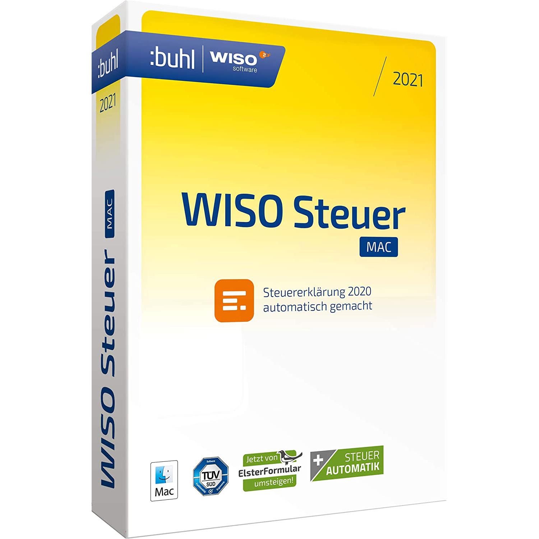 """Steuererklärung 2020: """"WISO Steuer-Mac"""" zum jährlichen ..."""