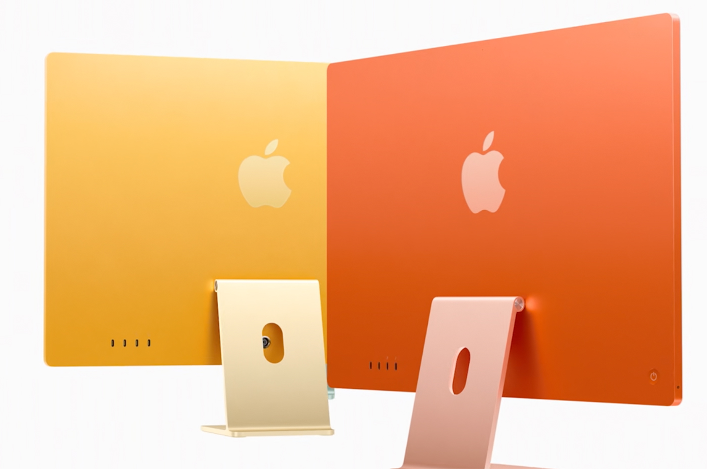 Imac Orange / Apple's new iMac comes with color-matched ...