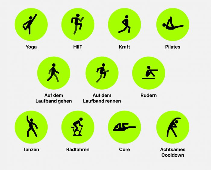 Latihan Apple Fitness Plus